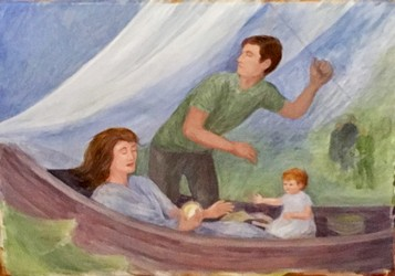 D McIntosh - Family at Sea.jpg
